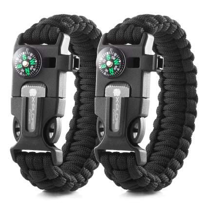 x-plore gear bracelets