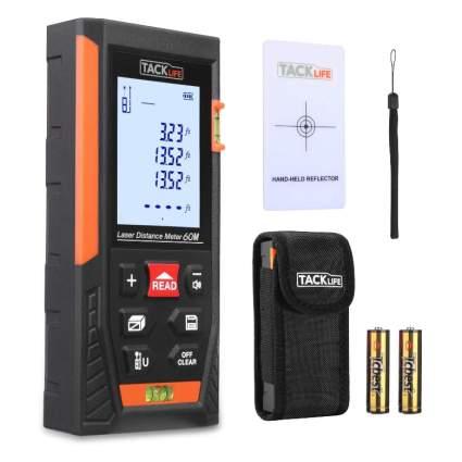 tacklife laser distance measure