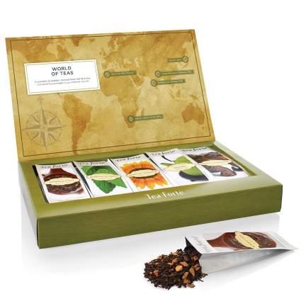 Box of loose tea