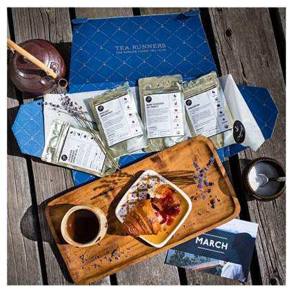monthly tea subscription box