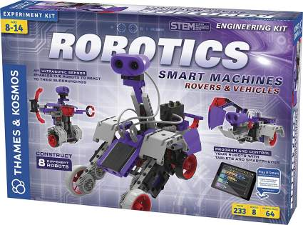thames and kosmos robotics kit
