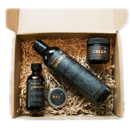 beard care monthly subscription box