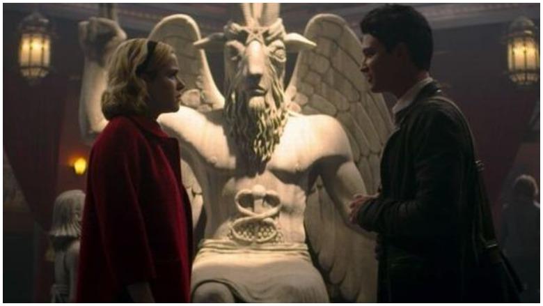 The Satanic Temple, Netflix
