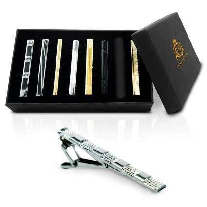 TMB Innovations Tie Clip Gift Set