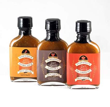Tiffany's Torcher Hot Sauce Three Pack
