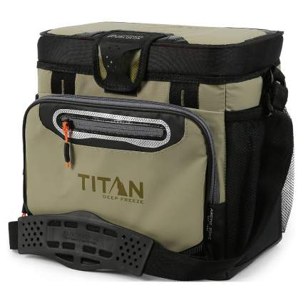 Titan Deep Freeze Zipperless Hardbody Cooler