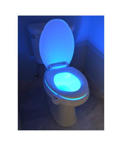 lightbowl toilet light