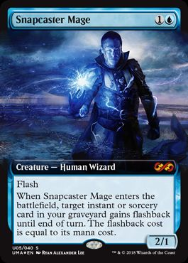Ultimate Masters Snapcaster Mage