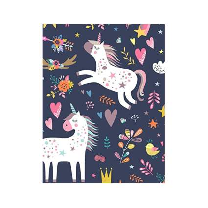 unicorn journal for girls