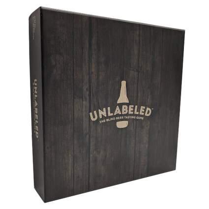 Unlabeled: The Blind Beer Tasting Board Game