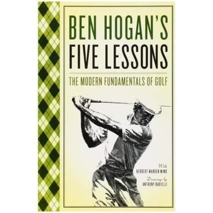ben hogan's golf book