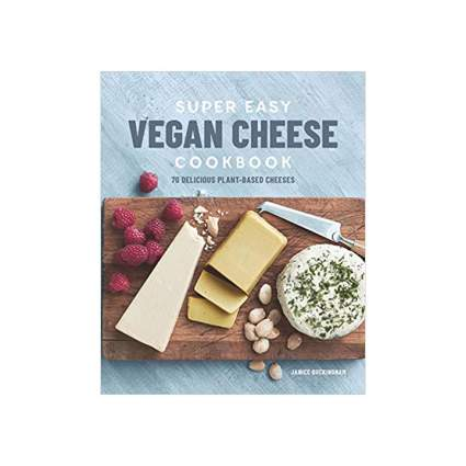 Vegan Cheese Cookbook