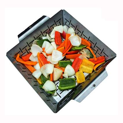 vegetable grilling tray