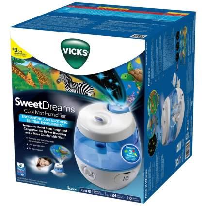 vicks sweet dreams humidifier