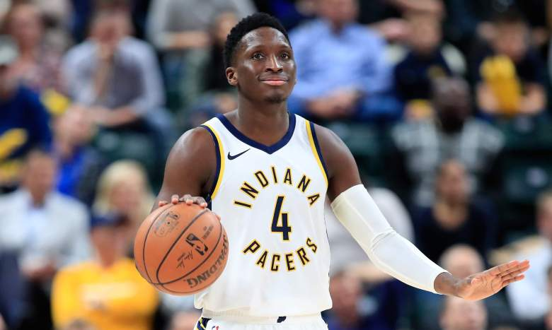 Victor Oladipo injury update status