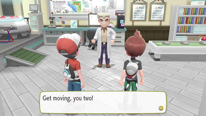 Where to Find Your Pokemon Box in Pokemon Let's Go