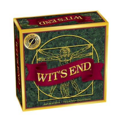wit's end adult board games