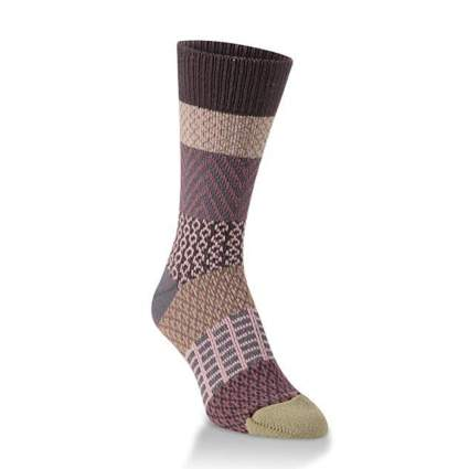 World's Softest Womens Soft Knit Gallery Crew Socks