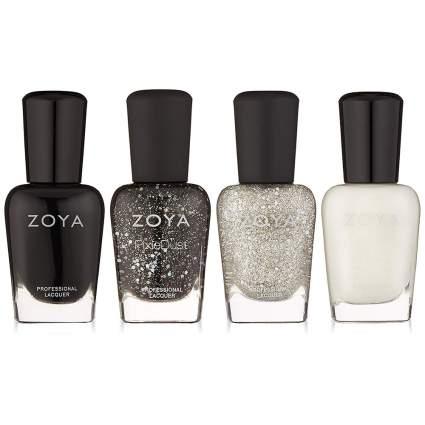 Set of Zoya nail polish
