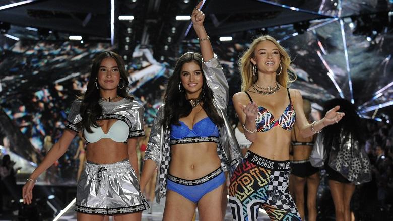 Victoria's Secret Models 2018