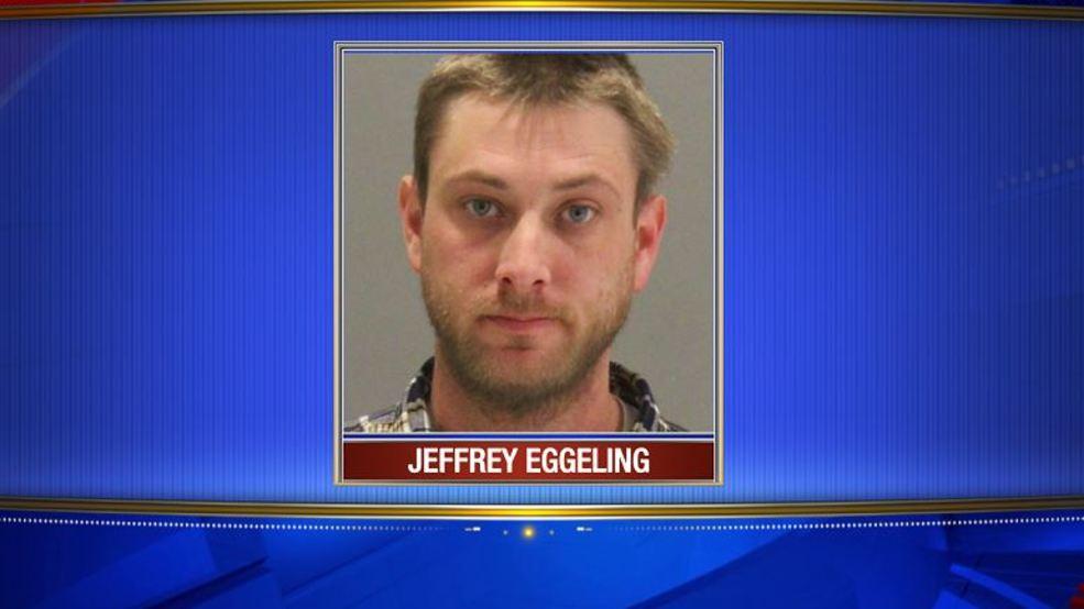 Jeffrey Eggeling mugshot