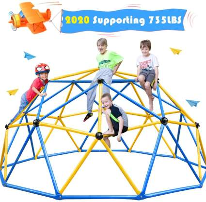 Zupapa 2020 Upgraded Dome Climber