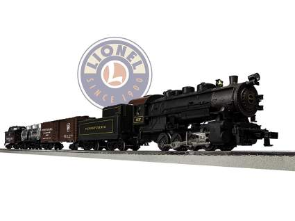 Lionel Pennsylvania Flyer Electric O Gauge Model Train Set w/ Remote
