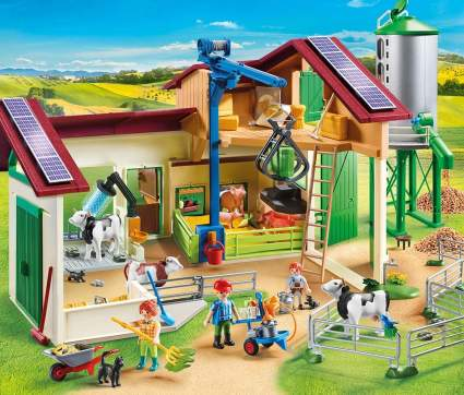 PLAYMOBIL Country 70132 Farm with Animals