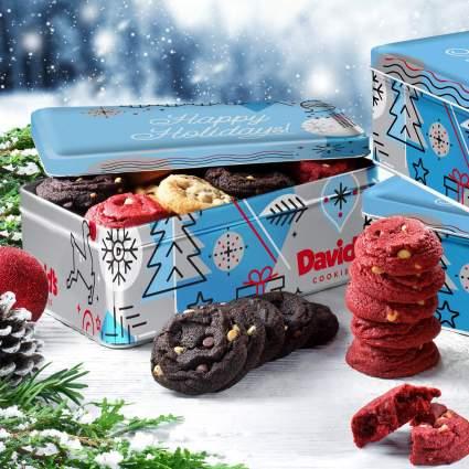David's Fresh-Baked Winter Wonderland Tin