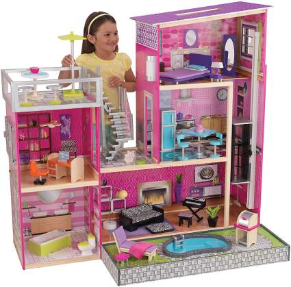 KidKraft Girl's Uptown Dollhouse