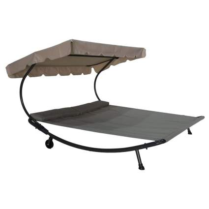 Chaise lounge hammock