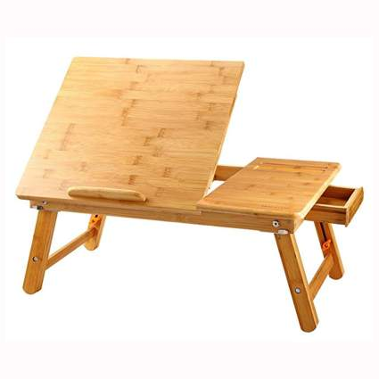 bamboo lap table
