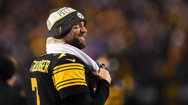 Ben Roethlisberger Injury