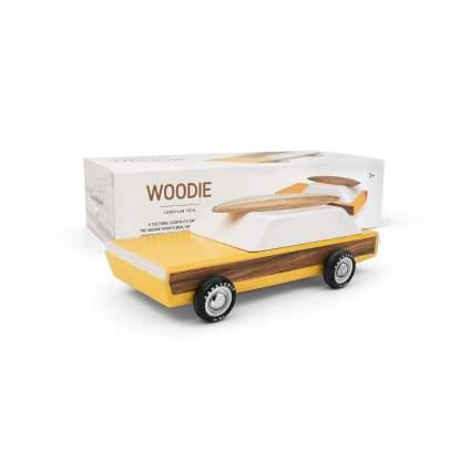 Candylab Toys station wagon retro toy