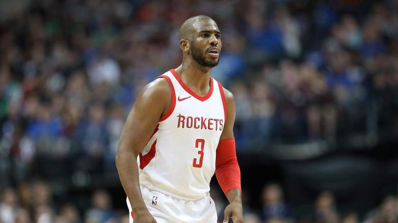 Chris Paul Trade Lakers Buyout