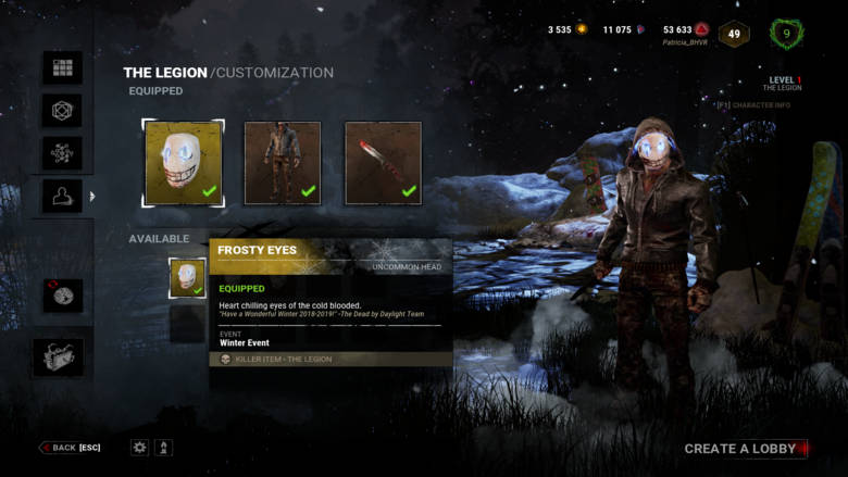 Dead by Daylight Winter Solstice Double Bloodpoints Start Time