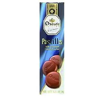 droste chocolate pastilles
