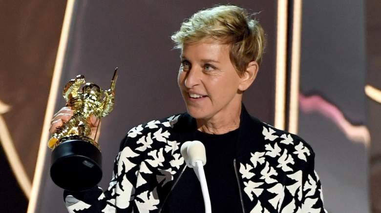 Ellen DeGeneres quitting