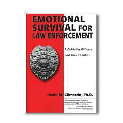 emotional guide for law enforcement families