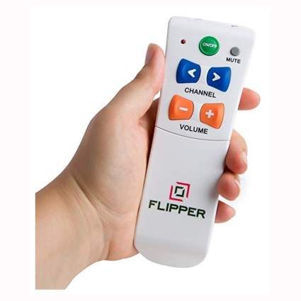 large TV remote control