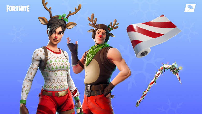 Fortnite Red-Nosed Ranger