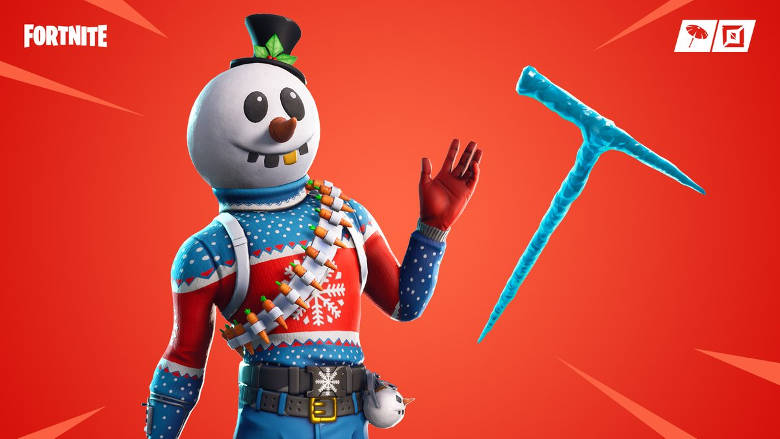 Fortnite Slushy Soldier