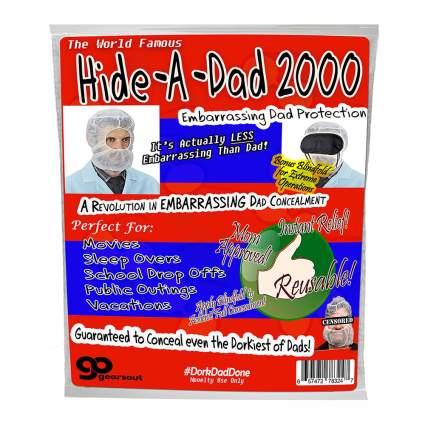 hide a dad joke gift kit