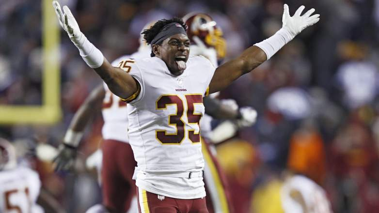 Montae Nicholson– Washington Redskins vs Dallas Cowboys (Oct. 21, 2018) watch brutal knock out in road rage incident