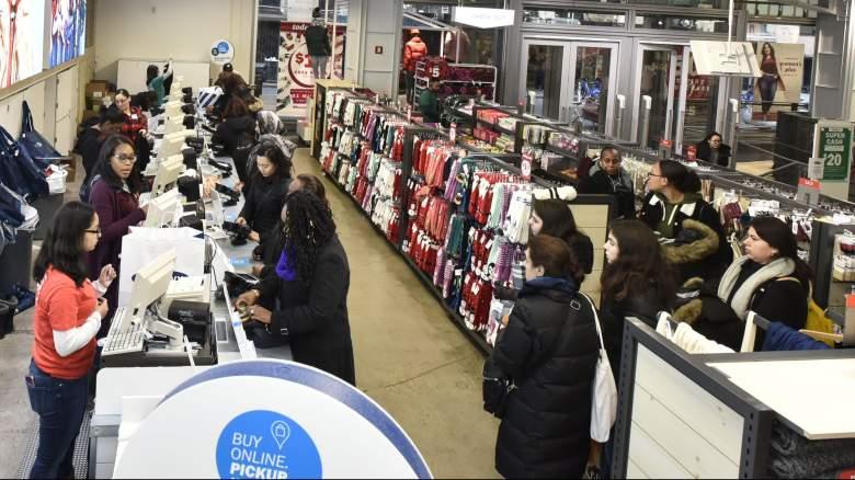 shopping line long queuing theory