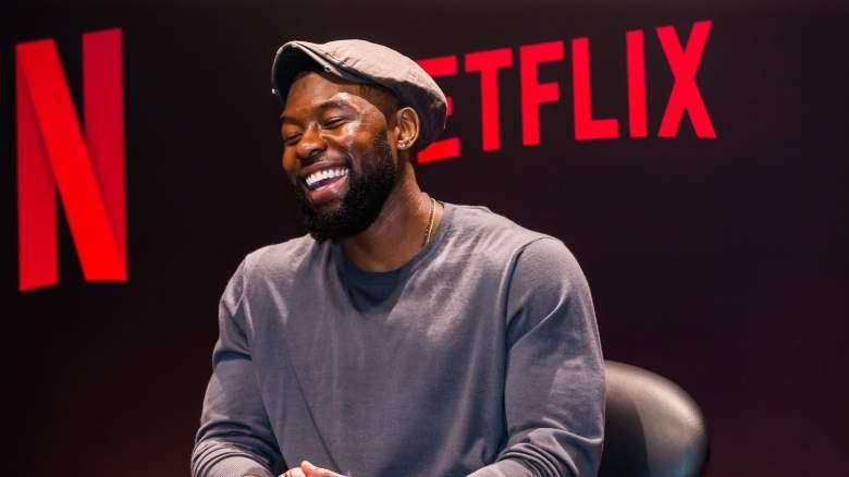 Trevante Rhodes Netflix