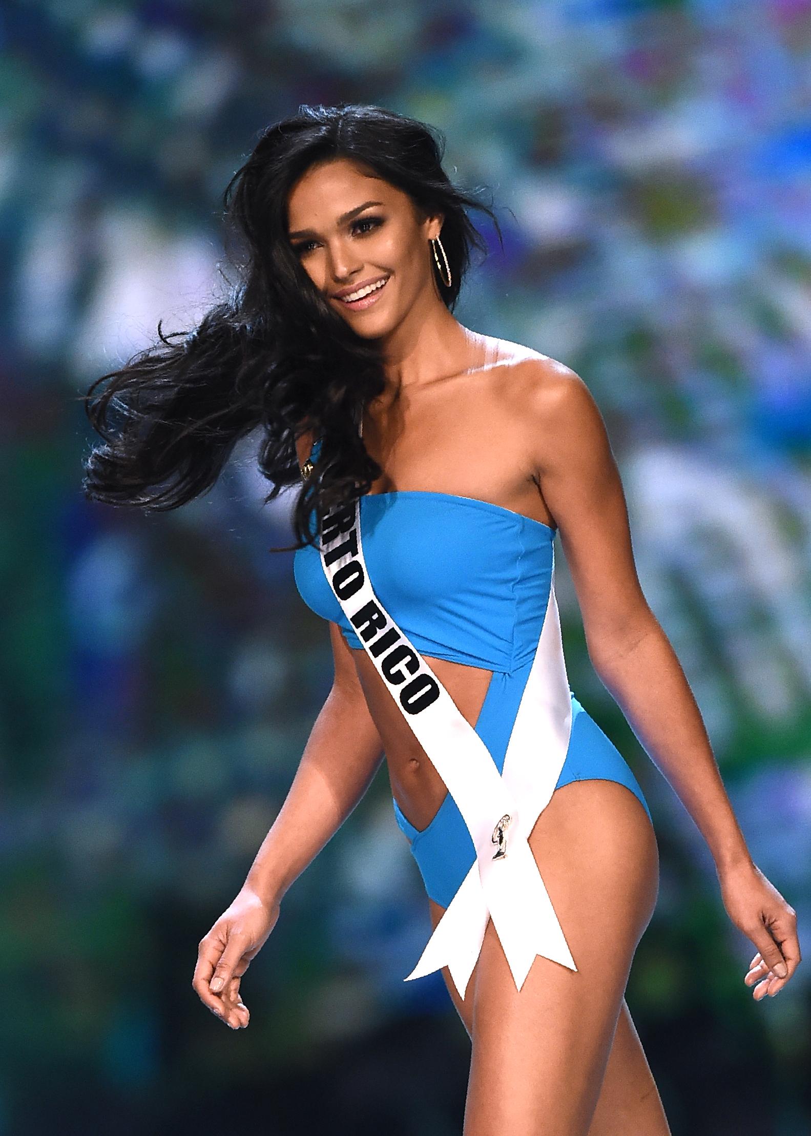 Miss Puerto Rico Kiara Ortega