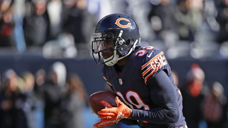 Bears Eddie Jackson Kyle Long