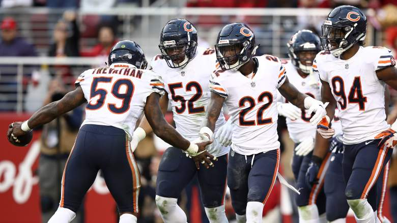Bears, 49ers