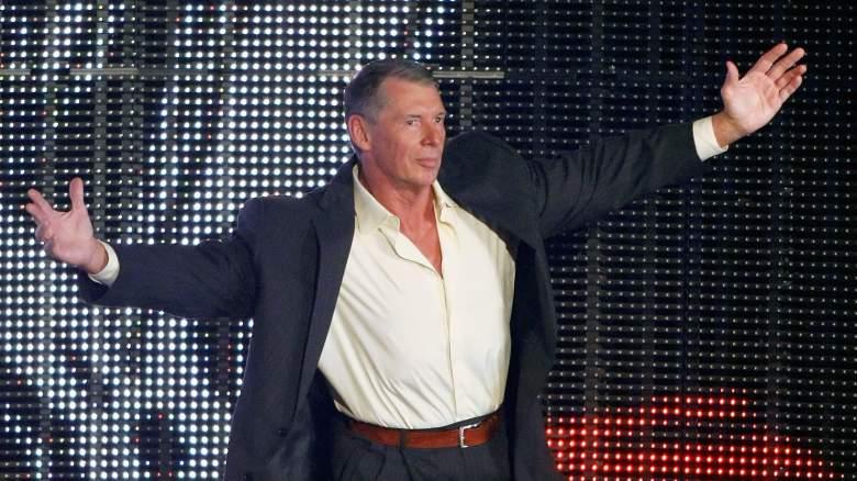 WWE Raw Vince McMahon